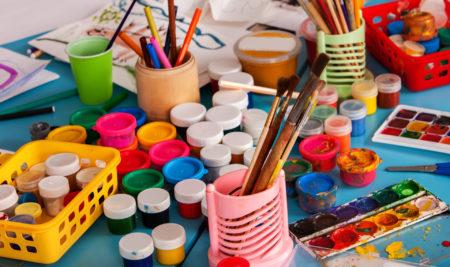 Laboratori creativi per bambini Montano Lucino