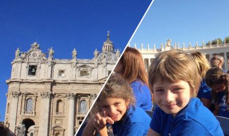 Pellegrinaggio a Roma – 8 e 9 ottobre 2019