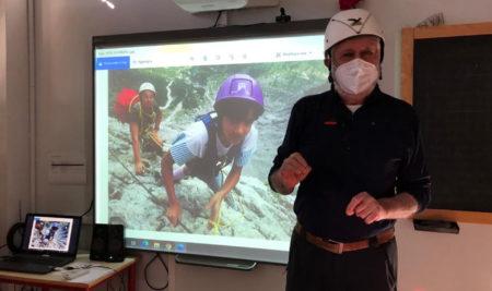 Storie di alpinismo, per i ragazzi di quarta primaria!